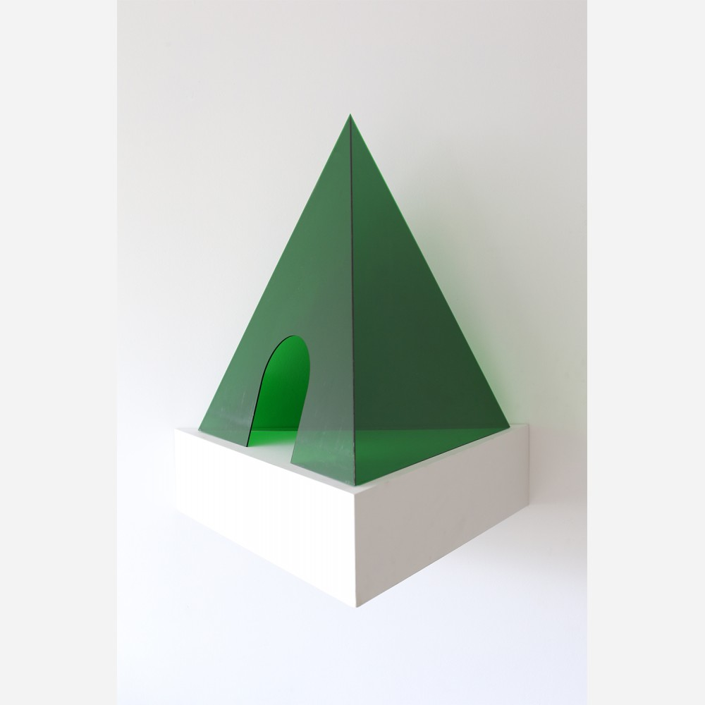 Mind Development Pyramid Green