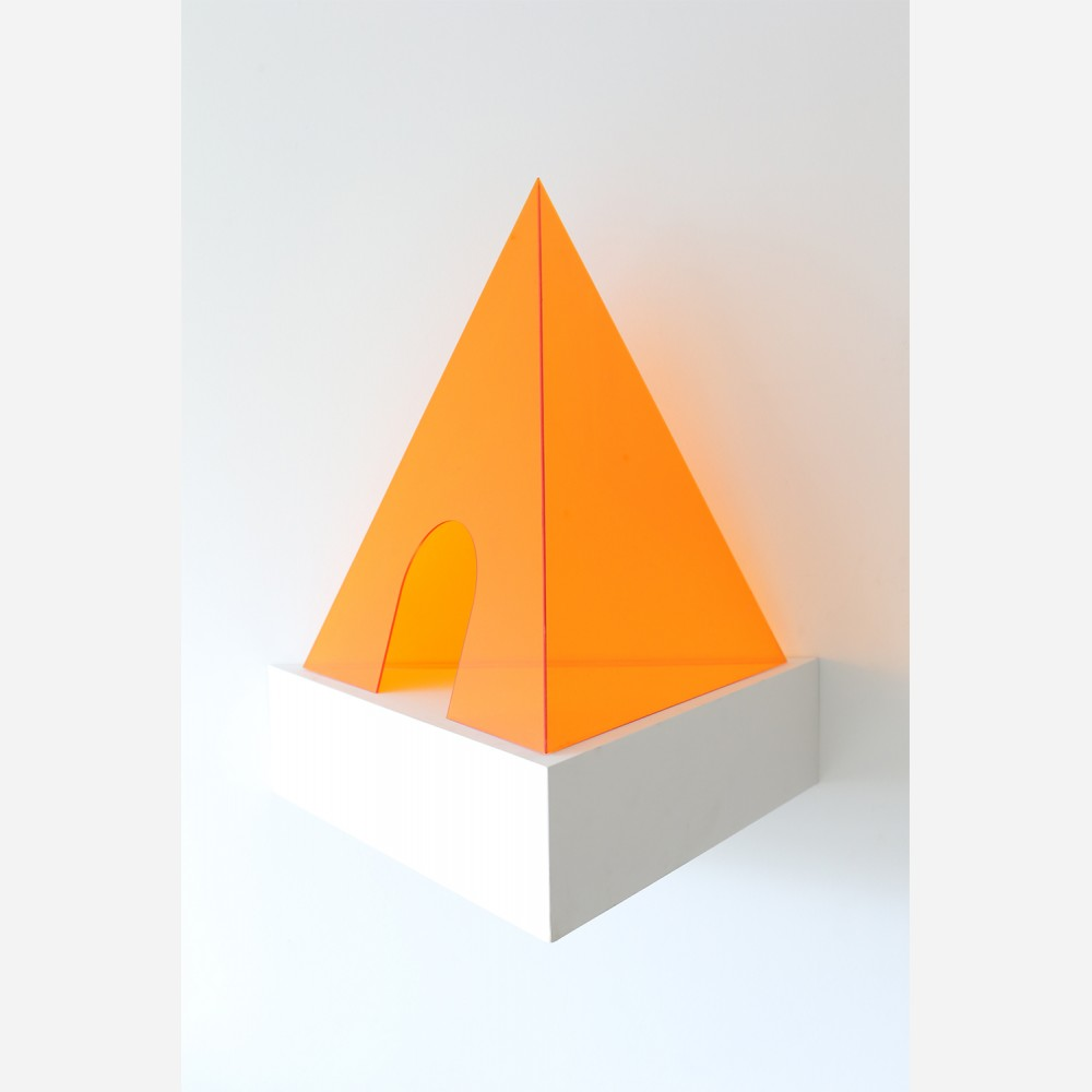 Mind Development Pyramid Orange