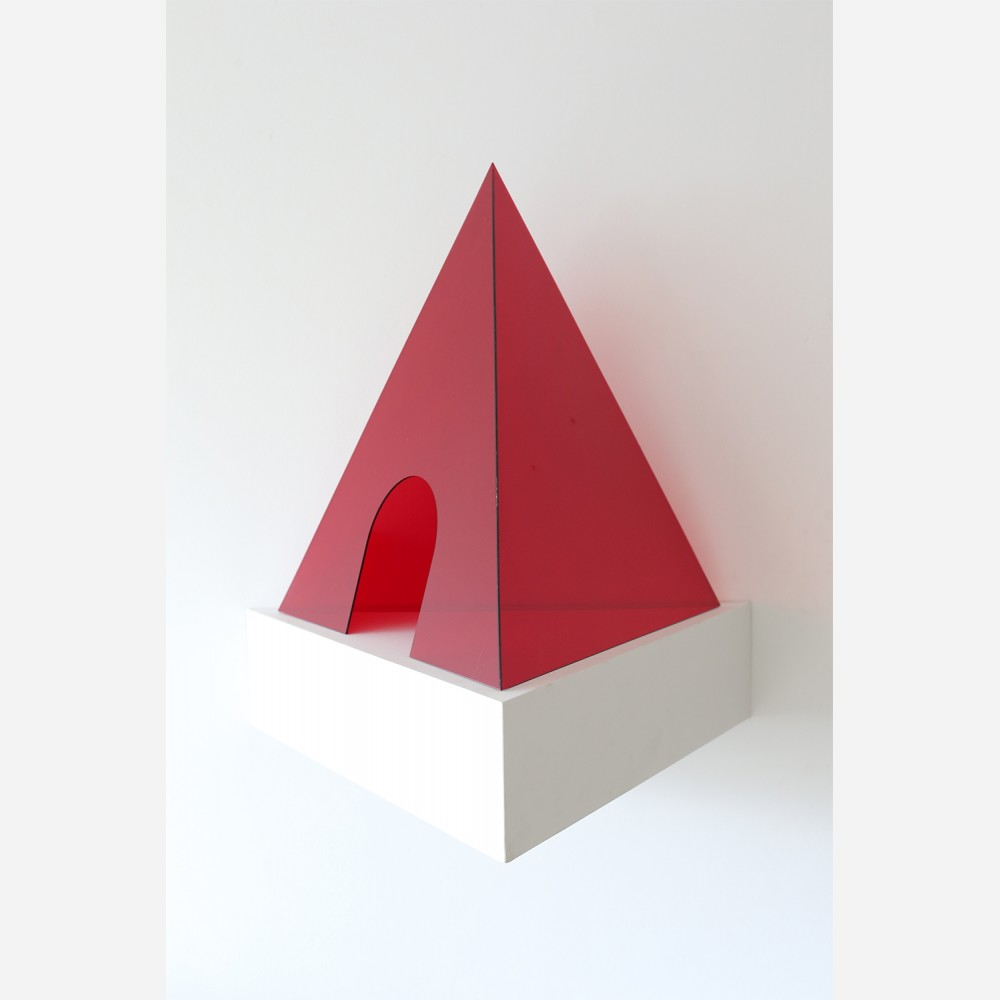 Mind Development Pyramid Red