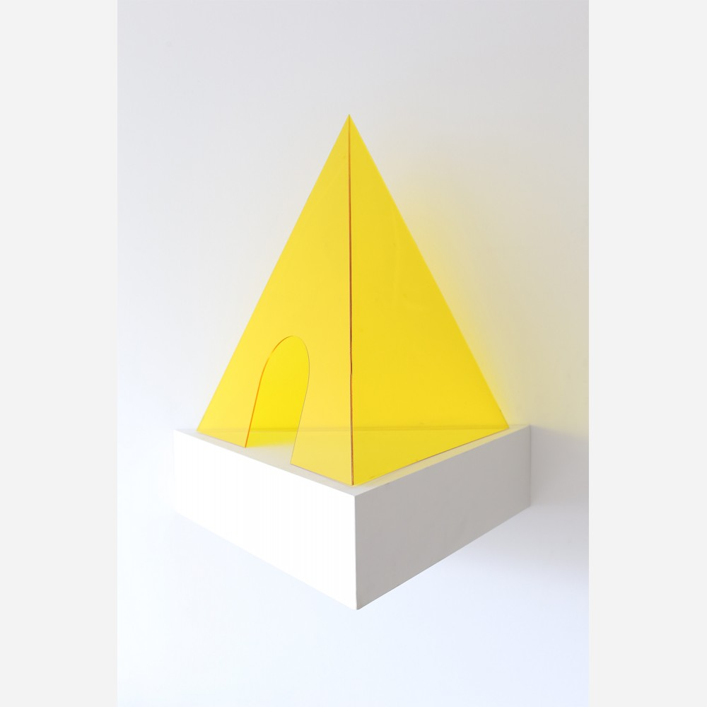 Mind Development Pyramid Yellow